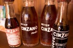 Botellas Cinzano