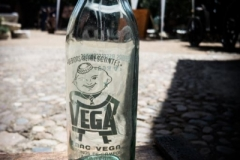 Botella Bebidas Refrescantes Isaac Vega