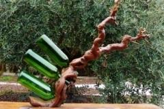 Botellero de mesa