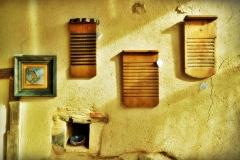 Tablas de lavar antiguas